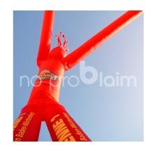 Luftmännchen 2-beinig Antenne 1