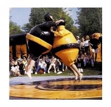 Action Game Sumo Ringen aufblasbar