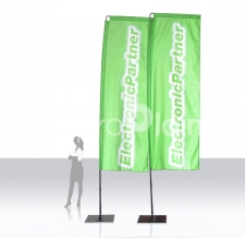 Beach Flag Corner - Electronic Partner