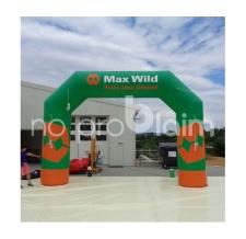 Startbogen aufblasbar - Bogen Classic Max Wild