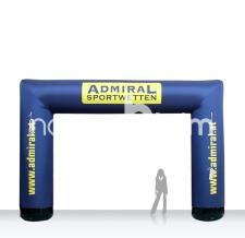 Startbogen aufblasbar - Bogen Corner Admiral