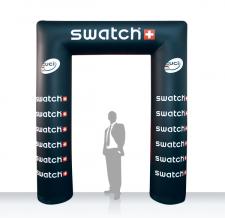 Aufblasbarer Start- Zielbogen - Bogen Corner swatch