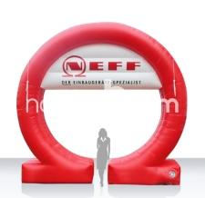 Luftbogen Sonderform Neff