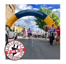 aufblasbarer luftdichter Start-/Zielbogen - Pneu Bogen round dalkey vintage festival