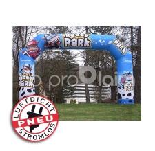 aufblasbarer luftdichter Torbogen - Pneu Bogen Classic Rodeo Park