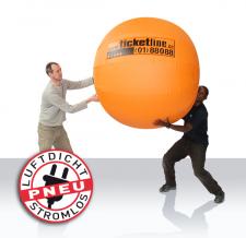 Konzertball aufblasbar - Ticketline