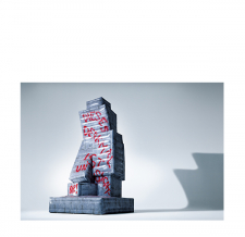Aufblasbare Kunst - Borealis Marko Lulic - Monument - 750 cm - Bildrechte Staudinger-Stelzhammer