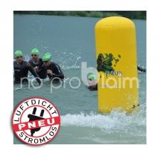 Aufblasbare Boje - Triathlon