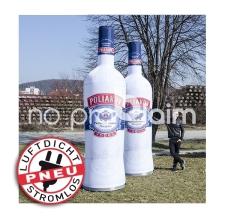aufblasbare luftdichte Flaschen - Pneu Flaschen Poliakov