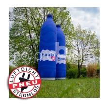 aufblasbare riesige Flaschen - Pneu Flachen Miticka