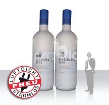 aufblasbare Riesenflaschen - Pneu Flaschen Hardenberg Korn