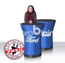 Messe- und Promotiontisch - Pneu Tisch Ford