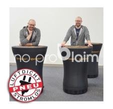 aufblasbarer Verkaufstisch/Messetisch - Pneu table Continental