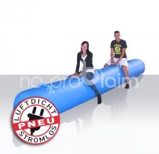 aufblasbare Hüpfwurst luftdicht - Pneu Sonderofrm  Action Game Hüpfschlange