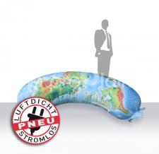 aufblasbare luftdichte Produktnachbildung - Pneu Sonderform INSCA Wurst
