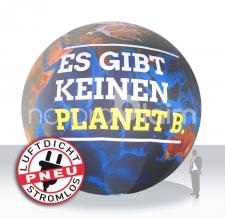 Riesenball luftdicht - Pneu Sonderform Planet B