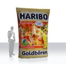 aufblasbare Riesen-Packung Haribo
