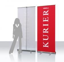 Roll Up Classic - Kurier