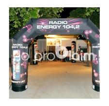 Bogen aufblasbar - Bogen MAX Radio Energy