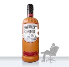 Werbeflasche aufblasbar - Super Flaschen MAX Southern Comfort