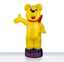 Aufblasbare Figur - Special MAX Haribo Goldbär