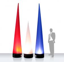 Aufblasbare Lichtkegel - Special MAX Lichtkegel