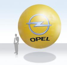Heliumballon - Opel