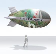 Luftschiff Zeppelin - Spielberg