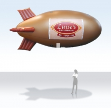 Heliumzeppelin - Luises