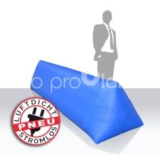 luftdichte Dreieckbande für Sportveranstaltungen