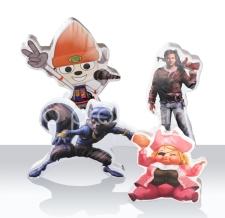 Schaumstoff Figuren - Nintendo