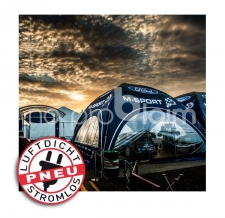 aufblasbare Messezelt / Promotionzelt - Pneu Zelt SQUARE Ford