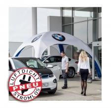 Luftdichtes Zelt - Pneu Zelt SQUARE BMW