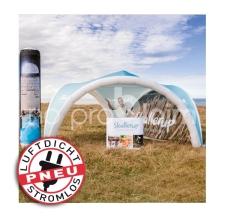 Zelt aufblasbar - Pneu Zelt TRIPOD Skallerup