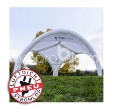 aufblasbarer Pavillon - Pneu Zelt TRIPOD Club Axion