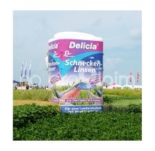 Aufblasbare Sonderform - Delicia Schneckenlinsen