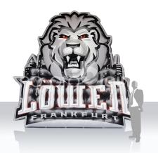 Aufblasbare Sonderform - Löwen Frankfurt
