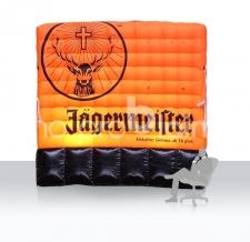 Sponsoringwand / Interviewrückwand - Jägermeister