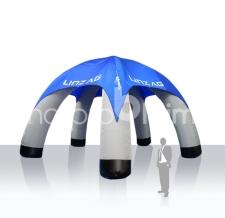 aufblasbares Werbezelt, Eventzelt - Zelt Modern Linz AG