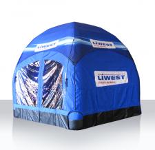 Zelt aufblasbar Modern 5-Bein - Liwest