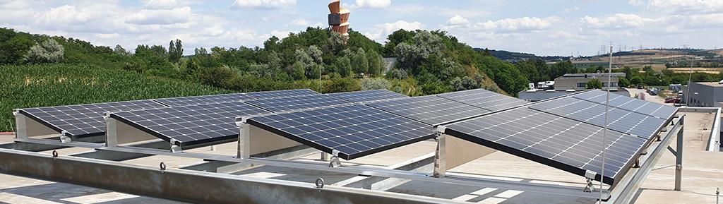 Solaranlage no problaim