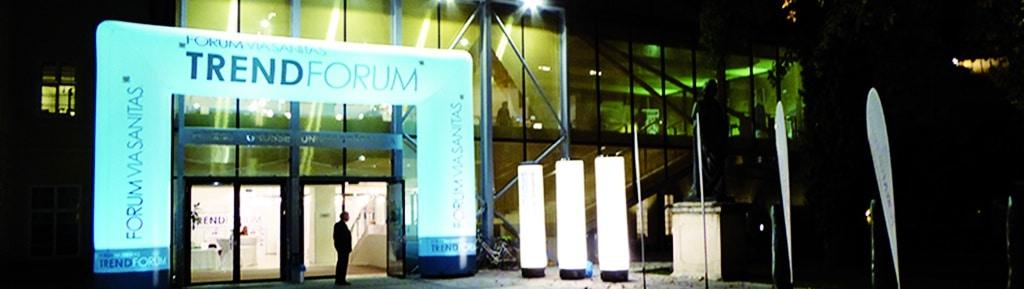 Trend Forum - Event / Eventbogen
