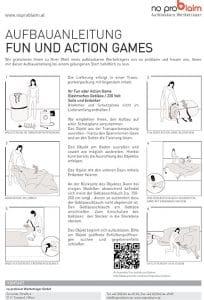 no-problaim-aufbauanleitung-fun-action-games